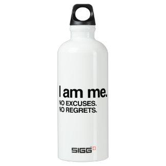 I AM ME SIGG TRAVELER 0.6L WATER BOTTLE
