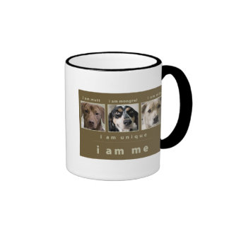 I Am Me, the mixed breed mug