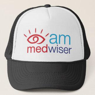I am Medwiser Trucker Hat