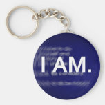 I AM - MetaPhysics - LOA Keychains