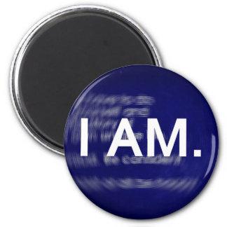 I AM - MetaPhysics - LOA Magnet