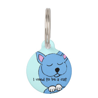 I am microchipped pet dog tag