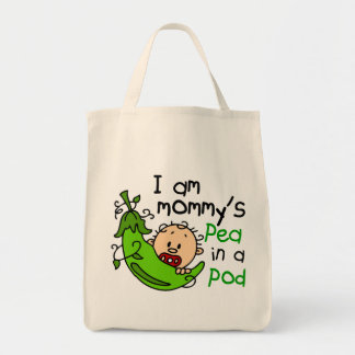 I Am Mommy's Pea In A Pod Bags