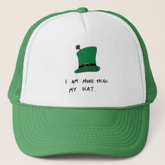 I am more than my hat