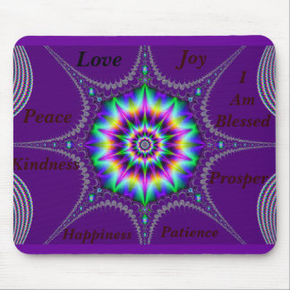 I Am_ Mousepad_by Elenne Boothe Mouse Pad