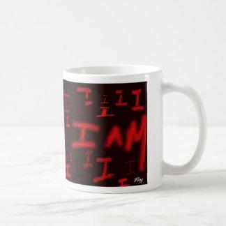 """""""I AM"""" COFFEE MUG"""
