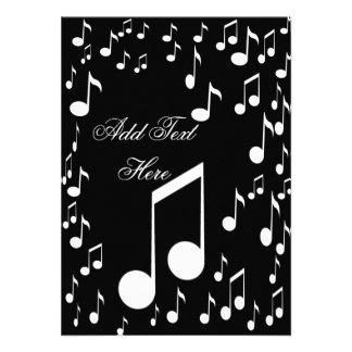 I Am Music Celebrate_ Invitations