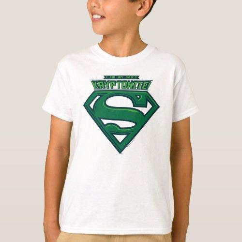 I Am My Dads Kryptonite T_Shirt