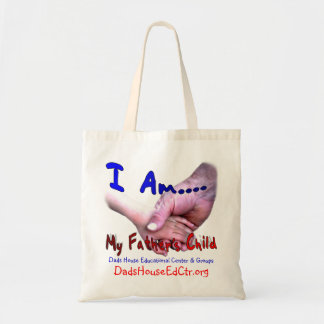 I Am My Father's Child Bag