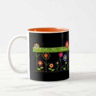 I Am My Garden 2 Mug