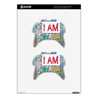 I am MY own Economy. Xbox 360 Controller Skins