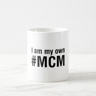I am my own Man Crush... Classic White Coffee Mug