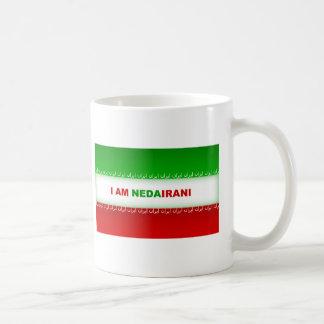 I am NedaIrani Coffee Mug