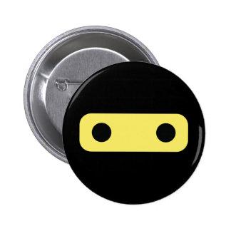 I am NINJA Pinback Buttons
