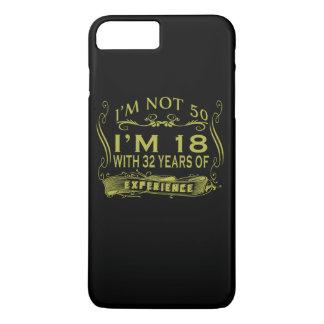 I am not 50 iPhone 8 plus/7 plus case