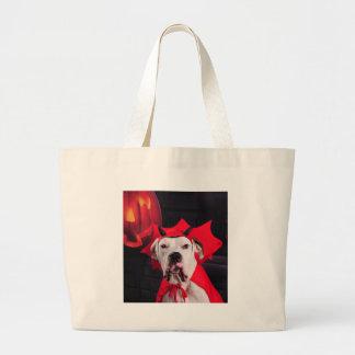 I am not a Devil Dog! Canvas Bags