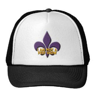 I Am Not A Peep Show Trucker Hat