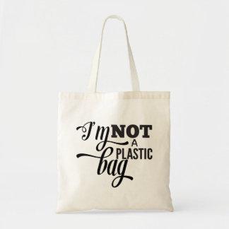 i am not a plastic bag - Spread Awareness