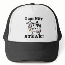 I am Not a Steak Hat