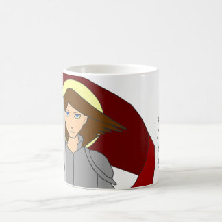 I Am Not Afraid - Joan of Arc Coffee Mug