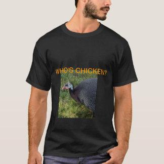 I Am Not Chicken Guinea Fowl T-Shirt