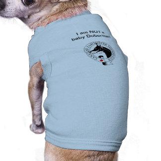 I am NOT...CMTC Dog TankTop (XS) Dog Shirt