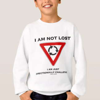 I Am Not Lost I Am Just Directionally Challenged