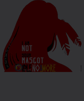 I AM NOT YOUR MASCOT - MASCOTS IS NO HONOR TSHIRTS