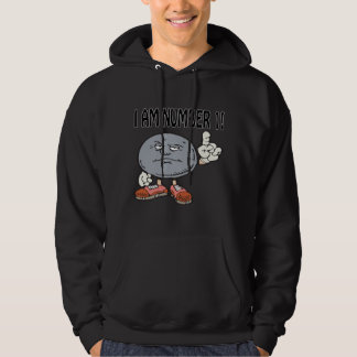 I Am Number One Hoodie