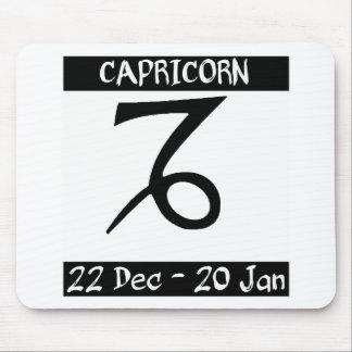 I AM OF CAPRICÓRNIO MOUSE PAD