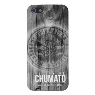 I am of Chumato/Gray iPhone 5 CASE