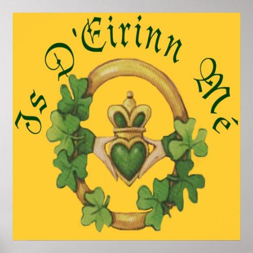 I Am Of Ireland Poster
