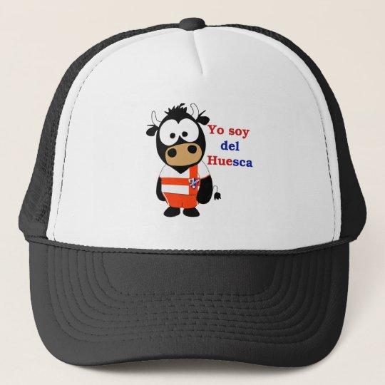 I am of the Huesca Trucker Hat