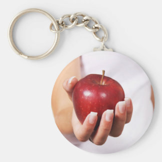 I am on diet keychain