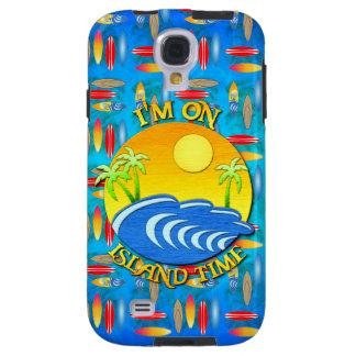 I Am On Island Time Galaxy S4 Case