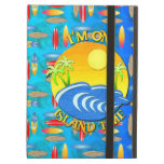 I Am On Island Time iPad Case