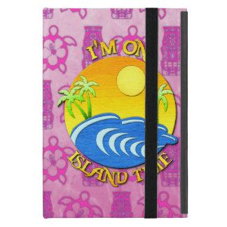 I Am On Island Time iPad Mini Case