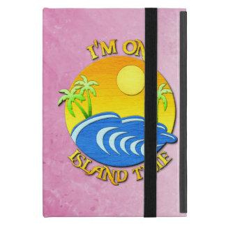 I Am On Island Time Covers For iPad Mini