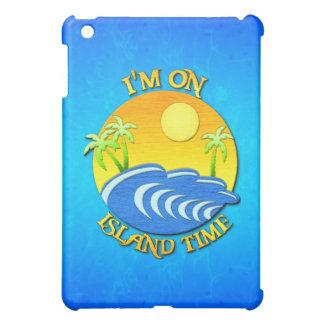 I Am On Island Time iPad Mini Cases