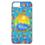 I Am On Island Time iPhone 5C Covers