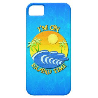I Am On Island Time iPhone SE/5/5s Case