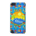 I Am On Island Time iPod Touch 5G Case