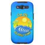 I Am On Island Time Samsung Galaxy SIII Cover