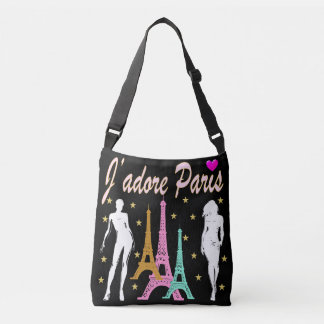 I AM ON LOVE WITH PARIS TOTE BAG