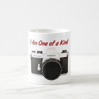 I Am One of a Kind - Vintage Spotmatic Camera Mug