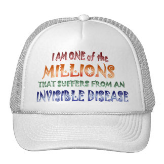 I am one of the millions... trucker hat