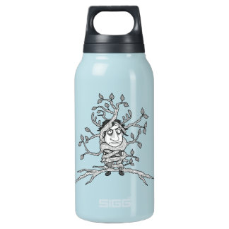 I am ONE with the tree Insulated Water Bottle