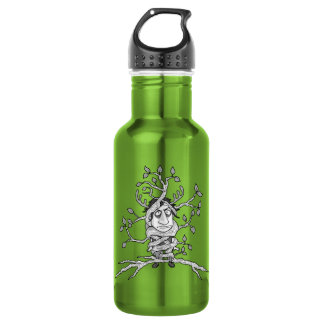 I am ONE with the tree Stainless Steel Water Bottle