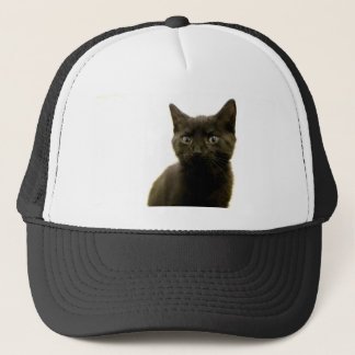 I Am Ophan Pleez Take Me Home Trucker Hat
