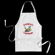 I am pancake.. aprons